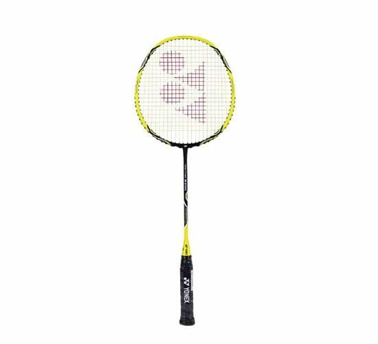 Yonex Voltric 2DG Graphite Badminton Racquet, Yellow