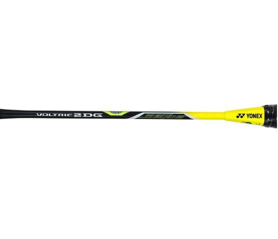 Yonex Voltric 2DG Graphite Badminton Racquet (Yellow)