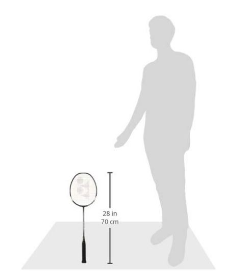 Yonex_Muscle Power 29 Lite Badminton Racquet, 3U-G4