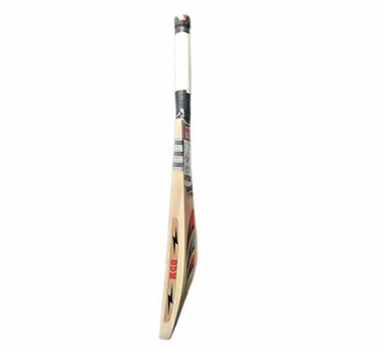 BDM Commander Max Power Prime Grade Kashmir Willow Willow Cricket Bat_Short Handle