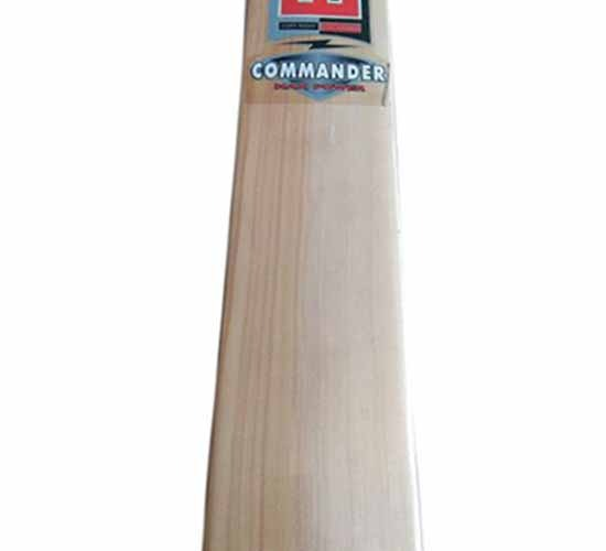 BDM_Commander Max Power Prime Grade Kashmir Willow Willow Cricket Bat-Short Handle