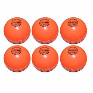 FLASH CRICKET SOFT BALL i-10 (PACK OF 6 PCS)