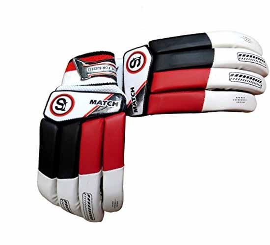 Setia International Batting Gloves Match (Assorted Colours)