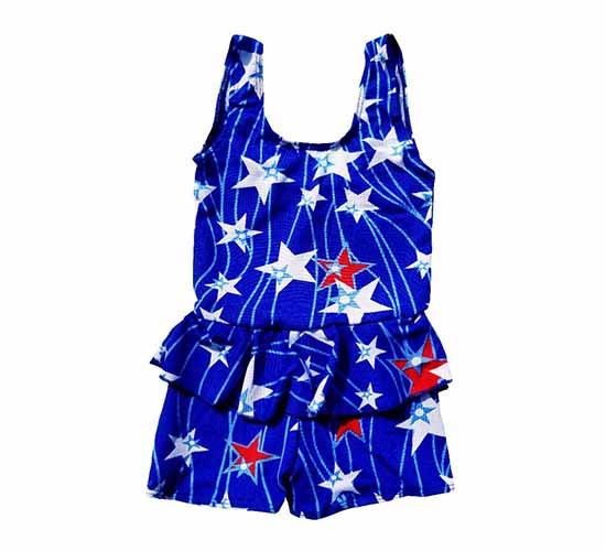 WillCraft 1 Piece Swimsuit_STARS