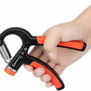 WillCraft Adjustable Hand Grip Strengthener