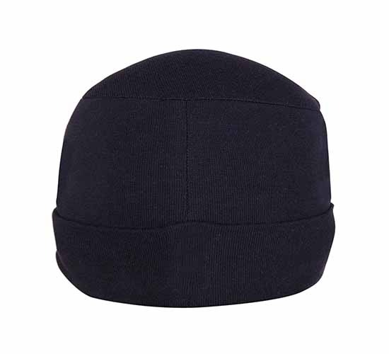 WillCraft Pure Cotton Skull Pro Cap2_BACK