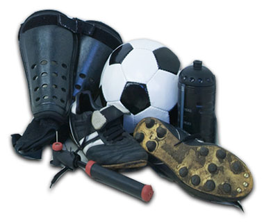 football equipments