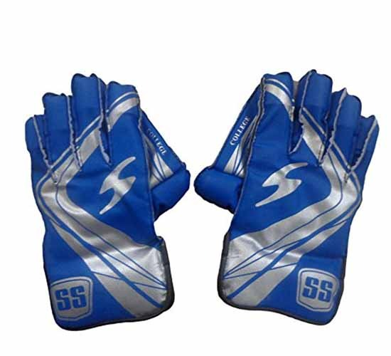 SS College Wicket Keeping Gloves