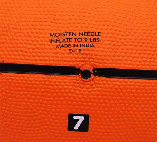 Cosco Dribble Basket Balls detail