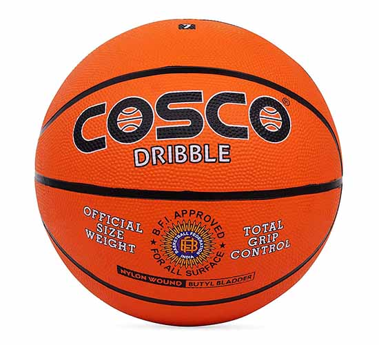 Cosco Dribble Basket Balls front