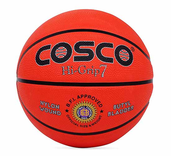 Cosco Hi-Grip Basket Balls front