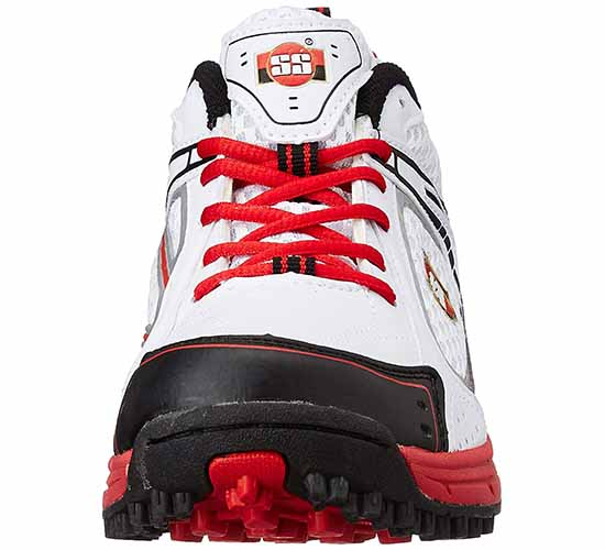 SS Elite Mesh Cricket Shoes1