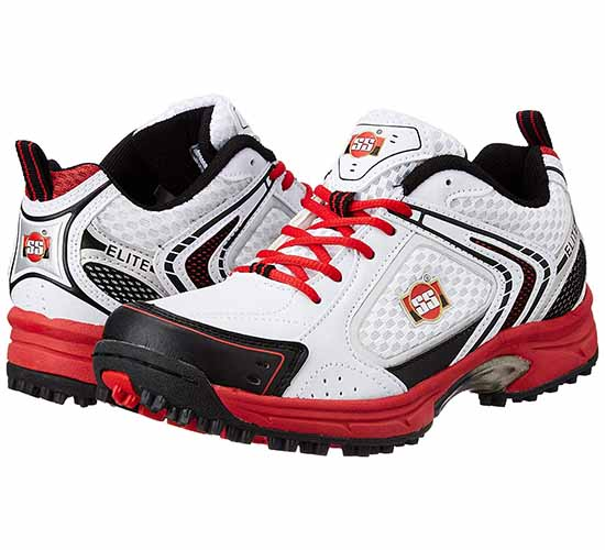 SS Elite Mesh Cricket Shoes4