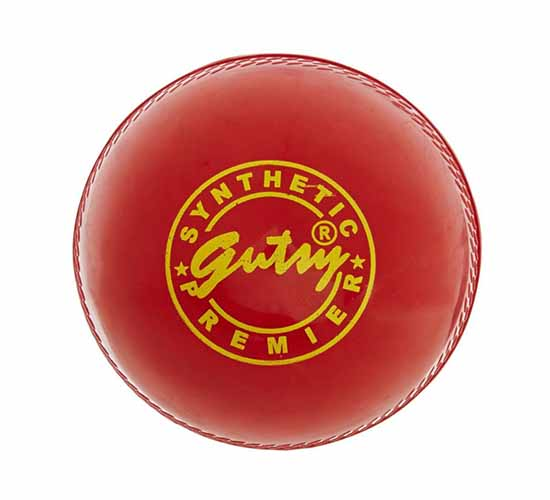 SS Gutsy Synthetic Cricket Rubber Ball1