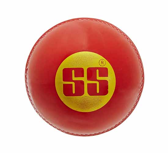 SS Gutsy Synthetic Cricket Rubber Ball2