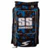 SS Cricket Kit Bag Camo Duffle