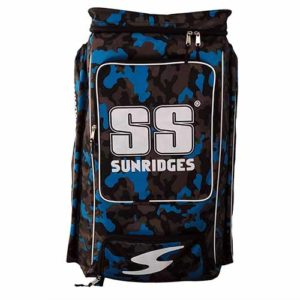 SS Cricket Kit Bag Camo Duffle