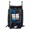 SS Cricket Kit Bag Camo Duffle1