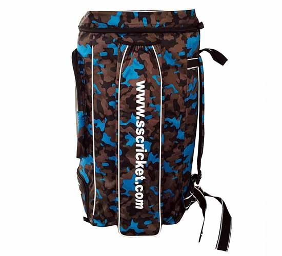 SS Cricket Kit Bag Camo Duffle2