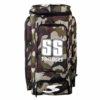 SS Cricket Kit Bag Camo Duffle_GREEN