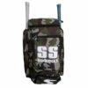 SS Cricket Kit Bag Camo Duffle_GREEN1