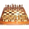 WillCraft Metal Brass Chess Set 1