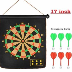 Willcraft Portable Magnetic Dart Game