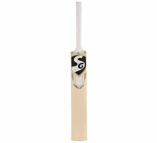 SG Cobra Gold Kashmir Willow Cricket Bat2