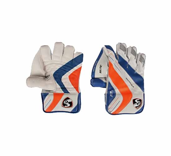 SG Hilite Wicket Keeping Gloves2