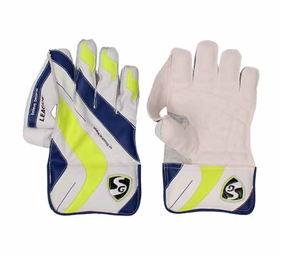 SG League Wicket Keeping Gloves2