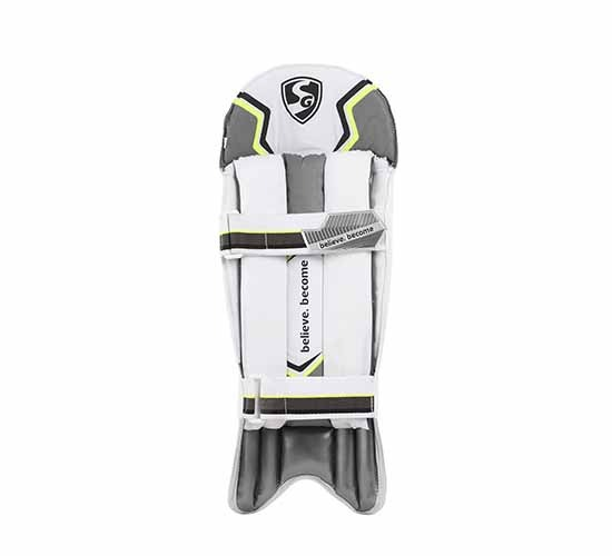 SG League Wicket Keeping Legguard2