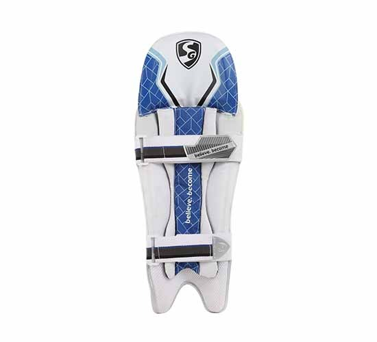 SG Megalite Wicket Keeping Legguard2