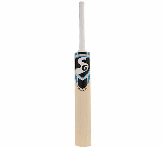 SG Nexus Plus Kashmir Willow Cricket Bat2