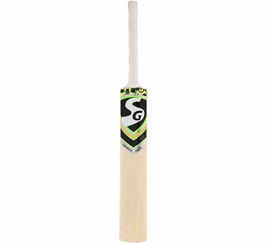 SG Savage Plus Kashmir Willow Cricket Bat2