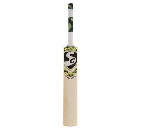 SG Savage Strike English Willow Cricket Bat2