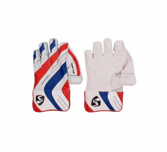 SG Super Club Wicket Keeping Gloves1