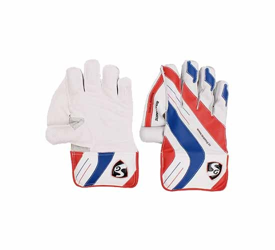 SG Super Club Wicket Keeping Gloves2