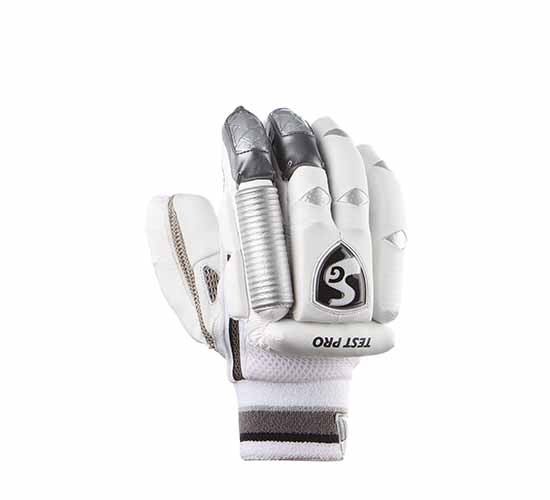 SG Test Pro Batting Gloves