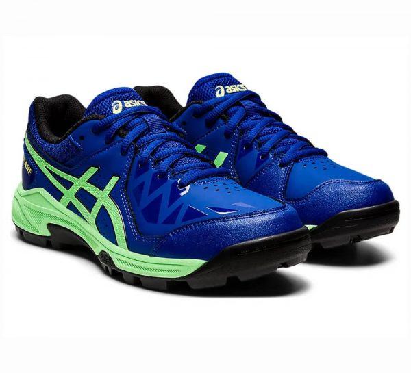Asics Gel-Peake Cricket Shoes_Blue&Green