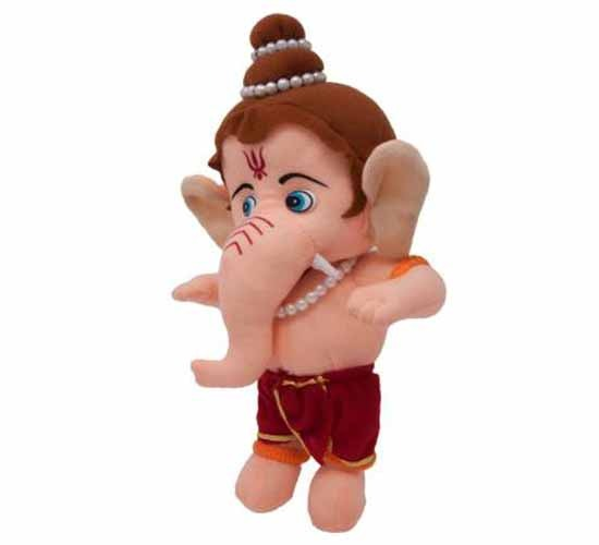 Fun Zoo Little Ganesha Soft Toy