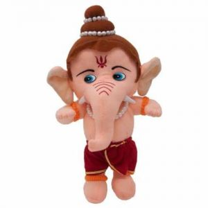 Fun Zoo Little Ganesha Soft Toy1