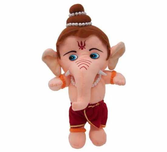 Fun Zoo Little Ganesha Soft Toy1