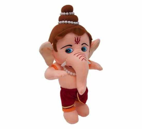 Fun Zoo Little Ganesha Soft Toy2
