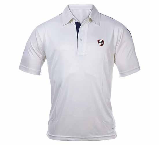SG Century Half Sleeves Cricket T-Shirt