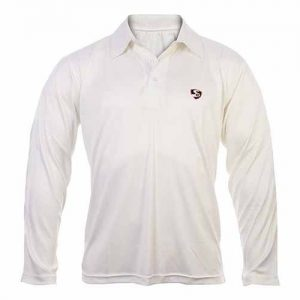 SG Club Full Sleeves Cricket T-Shirt