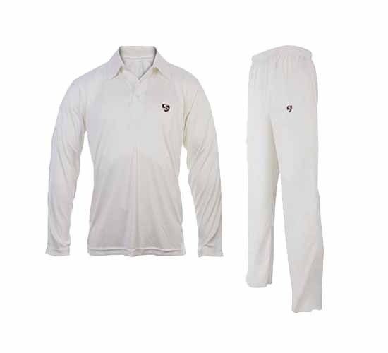 SG Club Full Sleeves T-Shirt & Lower Combo