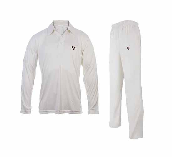 SG Club Full Sleeves T-Shirt & Lower Combo