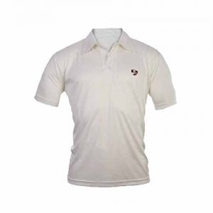 SG Club Half Sleeves Cricket Shirts