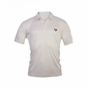 SG Club Half Sleeves Cricket Shirts