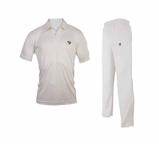 SG Club Half Sleeves T-Shirt & Lower Combo
